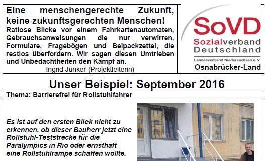 Sovd Osnabrücker-Land - Aktuelles Aus Dem Kreisverband